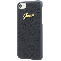 Original faceplate case GUESS GUHCP7SCBK iPhone 7 black