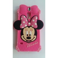 Силикон 3D за Samsung S5 Minnie Mouse