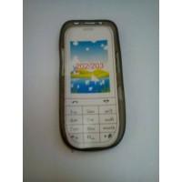 Силиконов калъф за Nokia Asha 202/203