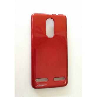 Jelly Case за Lenovo K6  червен