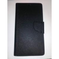 Страничен тефтер за Nokia Lumia 640 XL черен