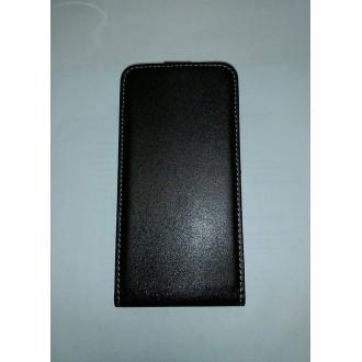 Калъф тип тефтер за Lenovo K6 черен