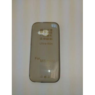 Силиконов калъф HTC One M8 mini 0.3 мм.