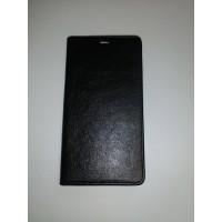 Страничен калъф тип тефтер Lenovo a5000 черен