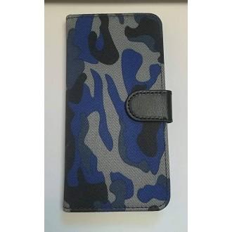 Калъф тип Flip за iPhone 6/6S камуфлаж