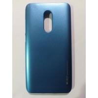 Силиконов калъф Jelly Case за Xiaomi Note 4/4x Син