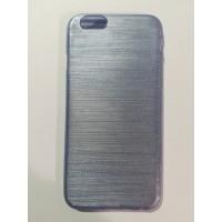 Силиконов калъф за Iphone 6/6s 0,3 мм син 2