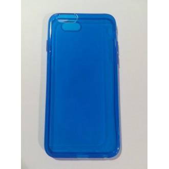 Силиконов калъф за iPhone 6/6S 0.3мм син