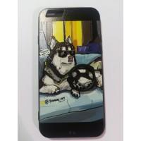 Силиконов калъф за Iphone 6/6s ART с Popsocket 3