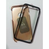 "Калъф 360"" за Iphone 6/6s златен"