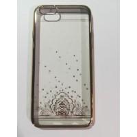 Твърд гръб с камъни за Iphone 6/6s
