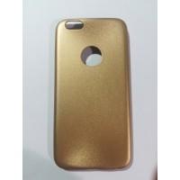Кожен калъф за Iphone 6/6s Gold