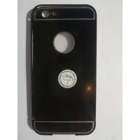 Метален бъмпер с гръб за iPhone 6/6S