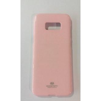 Mercury Jelly case за Samsung S8 plus розов 2