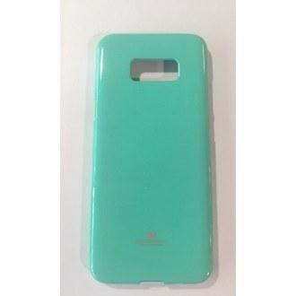Mercury Jelly case за Samsung S8 plus зелен