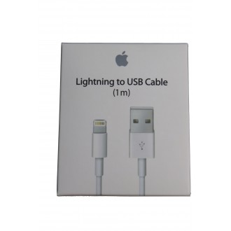 Оригинален USB кабел Apple Lightning  iPhone 5 / 6 / 7 / 8