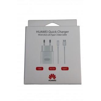Оригинално зарядно 220V Huawei AP32 Fast Charge Tipe C 2A
