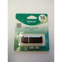 Apacer USB 2.0 FLASH DRIVE AH321 16GB