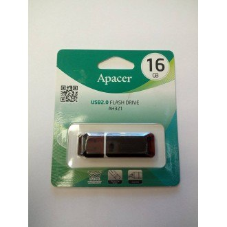 Apacer USB 2.0 FLASH DRIVE AH321 16GB