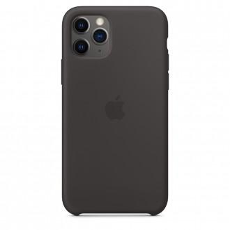 Apple iPhone 11 Pro Silicone Case MWYN2ZM/A, Black