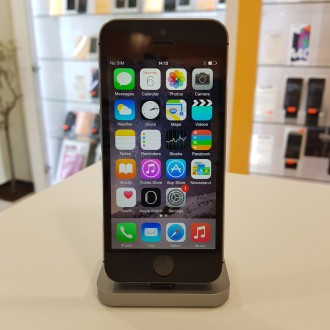 Apple iPhone 5S 16GB Grey (обновен)