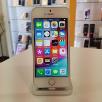 Apple iPhone 5S 16GB Silver (обновен)