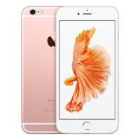 Apple iPhone 6S 64GB Rose Gold (реновиран,обновен)