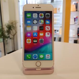 Apple iPhone 7 128GB Rose Gold (реновиран,обновен)