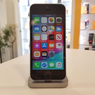 Apple iPhone SE 32GB Grey (реновиран,обновен)