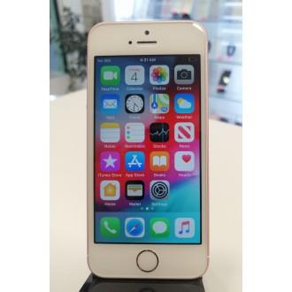 Apple iPhone SE 32GB Rose Gold (реновиран,обновен)