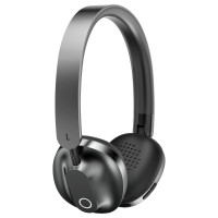 Baseus Encok D01 Wireless Bluetooth Headphones 300 mAh black