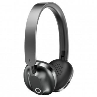 Baseus Encok D01 Wireless Bluetooth Headphones 300 mAh black