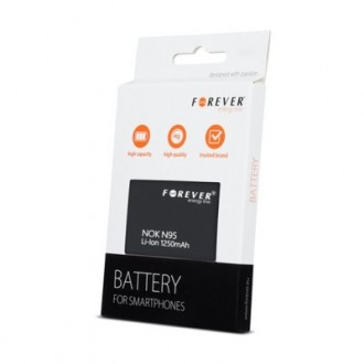 Батерия за Nokia N95 8GB BL-6F Forever 1250 mhA