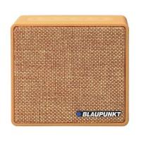 Безжична Bluetooth колонка Blaupunkt BT04 с радио и MP3 player, оранжева