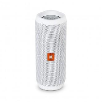 Безжична Bluetooth колонка JBL Flip 4 Wireless Speaker, бяла