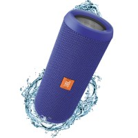 Безжична Bluetooth колонка JBL Flip 4 Wireless Speaker, синя