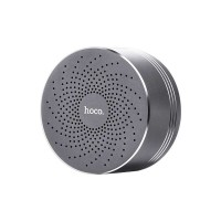 Безжична колонка Hoco Swirl BS5 Portable Wireless Bluetooth Speaker, сива