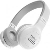 Безжични Bluetooth слушалки JBL E45BT бели