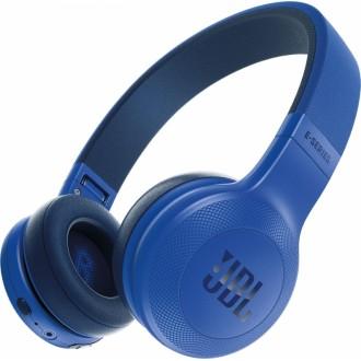 Безжични Bluetooth слушалки JBL E45BT сини