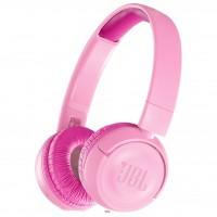 Безжични Bluetooth слушалки JBL JR300BT розови