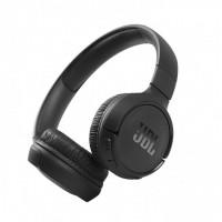 Безжични Bluetooth слушалки JBL T510BT, Черни