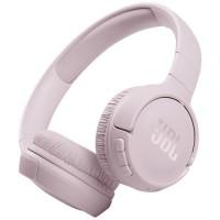 Безжични Bluetooth слушалки JBL T510BT, Розови