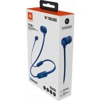 Безжични Bluetooth слушалки JBL TUNE110BT ,сини