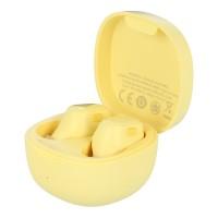 Безжични слушалки Baseus WM01, със зареждаща кутия, Жълти