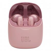 Безжични слушалки JBL Tune 225tws със зареждаща кутия, Розови