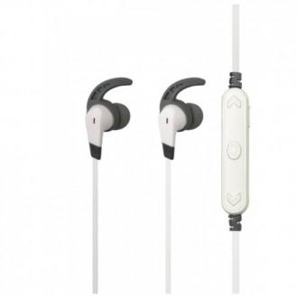 Безжични слушалки с Bluetooth Remax Sports RB-S25 бели