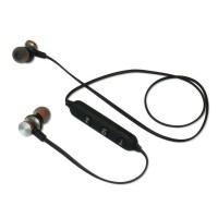 Безжични слушалки с Bluetooth XO BS5 Sports, черни