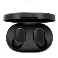 Безжични слушалки Xiaomi Mi True със зареждаща кутия - Черни