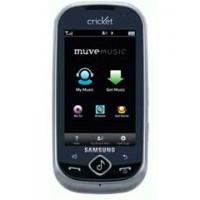 Samsung Suede – музикален телефон за оператора Cricket Communications