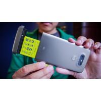Новият  LG G5 с иновативен модулен дизайн